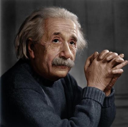 """Albert Einstein: """"Không gì có lợi cho sức khỏe và tăng tuổi thọ con người trên trái đất này bằng việc trường chay"""""""