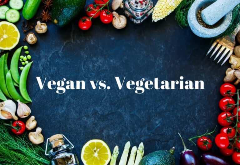 Vegan là gì và Vegetarian là gì