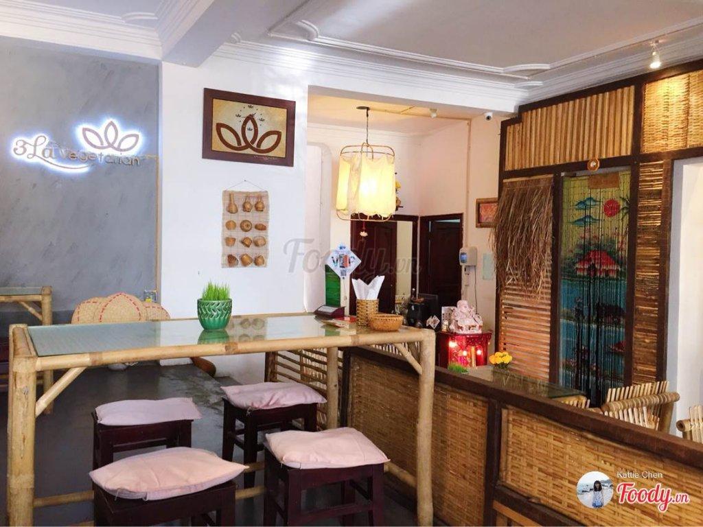 Nhà hàng chay Ba Lá