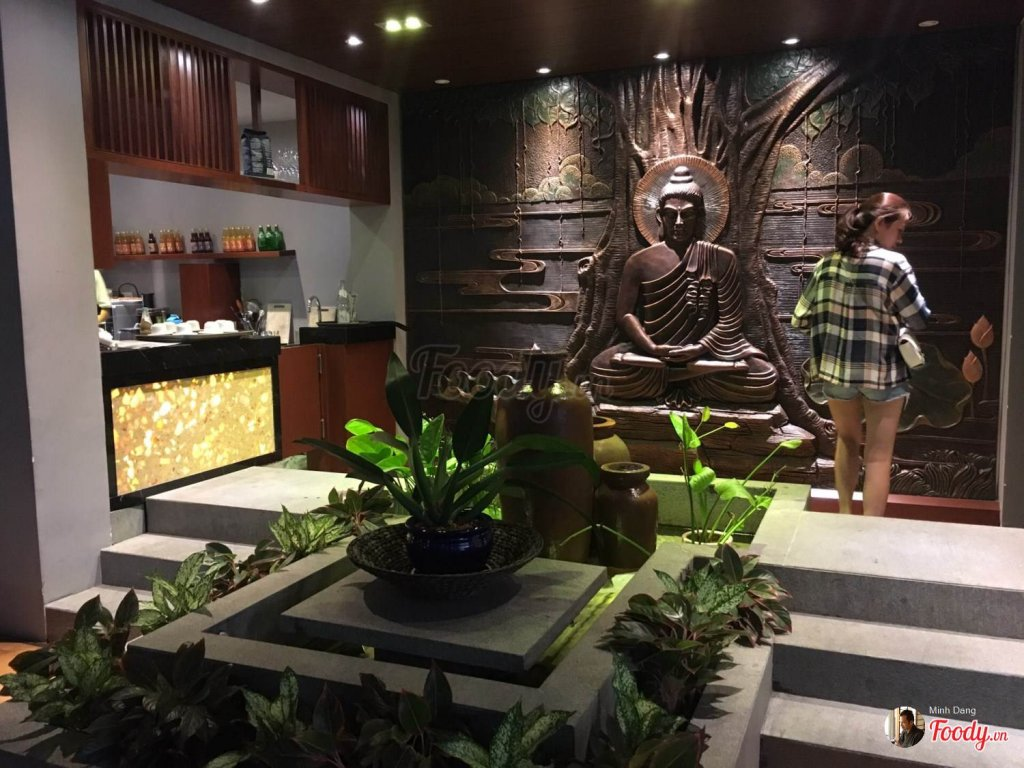 Nhà hàng chay BioGarten - Ẩm Thực Chay