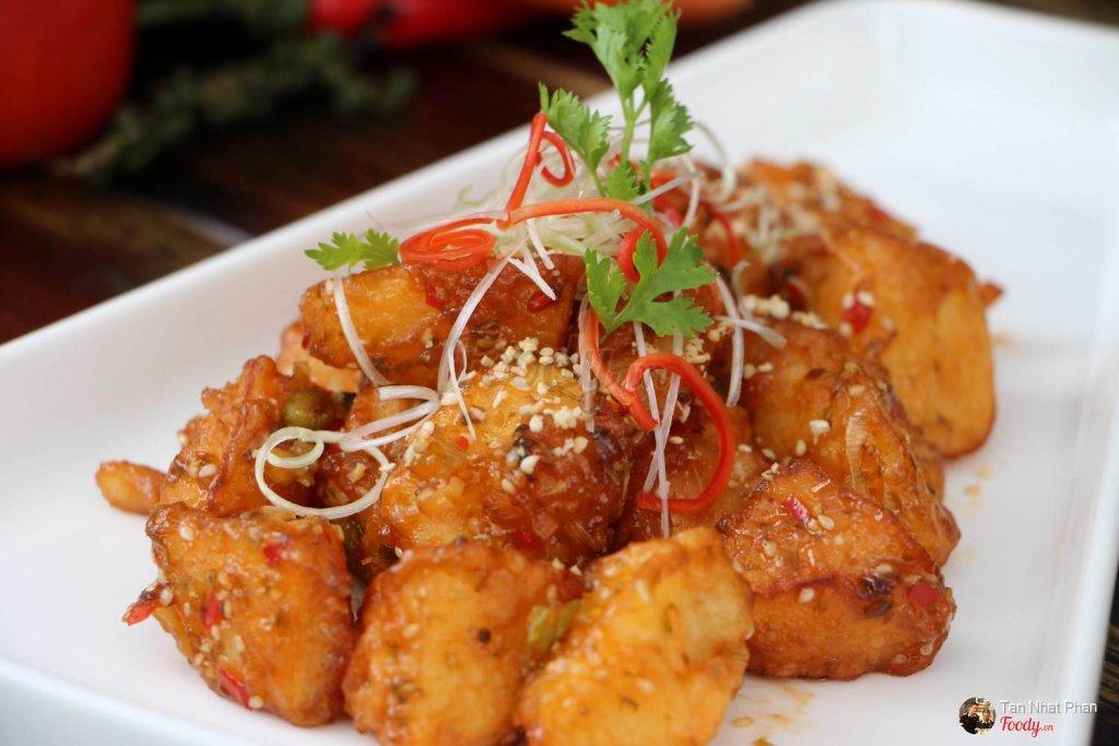 Nhà hàng chay Phù Trúc