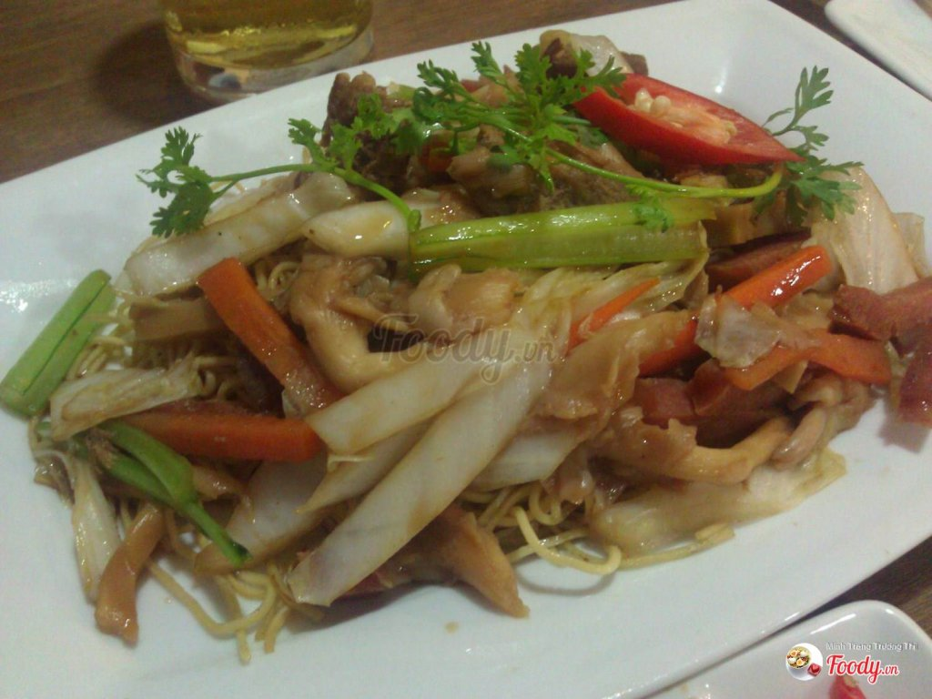 Nhà hàng chay ROU Vegetarian Restaurant
