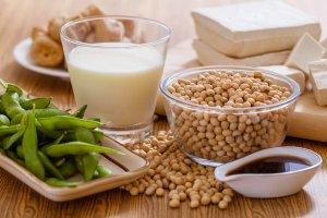 Đậu nành và sản phẩm từ đậu nành