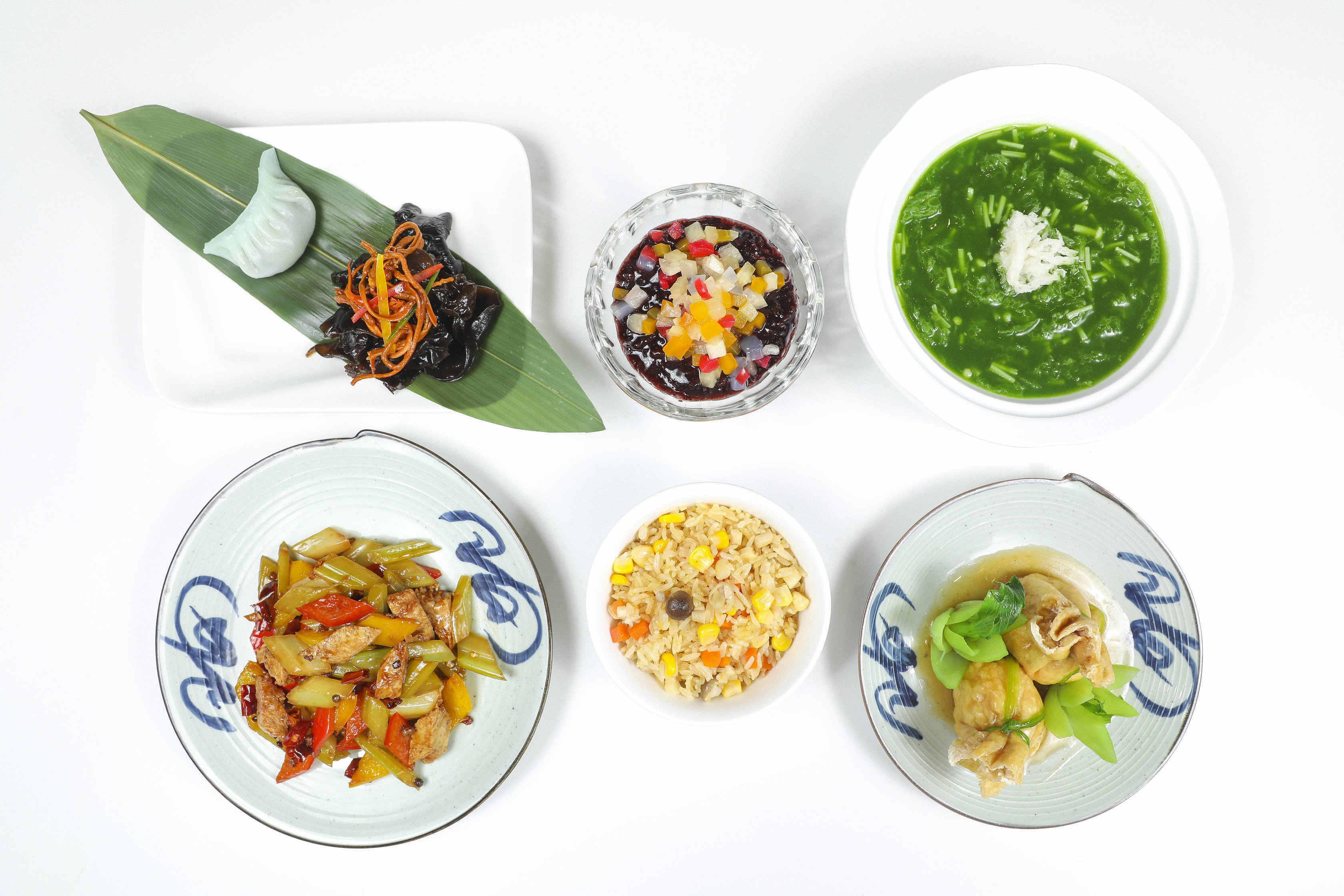 HITA Chay món chay ngon set menu