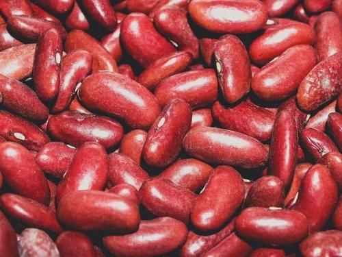 tác dụng của đậu đỏ