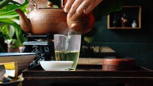 thưởng trà