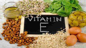 vitamin e có trong thực phẩm nào